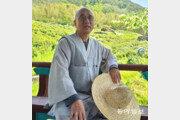 """""""내일의 한국불교, 자급자족 수확물 나누는 '생산불교'가 희망"""""""