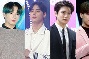 정국·차은우·재현·민규…'이태원 아이돌' 뒤늦게 인정