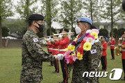 """丁총리 """"봉쇄중인 남수단, 한국 부대는 입국허가…K-방역 성과"""""""