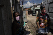'확진자 급증' 브라질…클로로퀸 처방 앞두고 대통령·의료계 '엇박자'