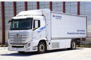 CJ대한통운·쿠팡, 수소트럭으로 배송하는 시대 온다