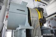 """""""부르즈할리파 46초에 도달""""…현대엘리, 세계서 가장 빠른 엘리베이터 개발"""