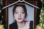 '구하라법' 폐기…친오빠 22일 입법 촉구 기자회견