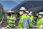 삼성전자, 이재용 찾았던 中시안 반도체 공장에 300명 추가 파견