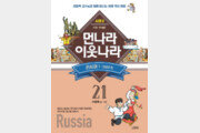 [edu+book]먼나라 이웃나라 21편(러시아1)-22편(러시아2)