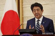 아베, 내달 G7 정상회의 참석 후 2주 자가격리 계획