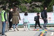 """초1 손녀 등교 앞두고 잠 못 이룬 할아버지 """"학교 믿고…"""""""