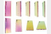 [Tech&]LG 벨벳, 보는 각도에 따라 색상이 달라진다