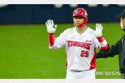 '통산 208호' 나지완, 타이거즈 최다 홈런 타자 등극