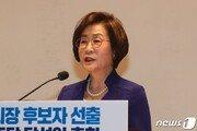 첫 여성 국회 부의장 추대 김상희, 8일 여성 의원들과 이희호 여사 묘 참배