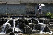 [날씨]31일 전국 대부분 27도 이상 '더위'…소나기 소식도