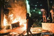 美 흑인 사망 격렬 시위…통금 선포도 무색