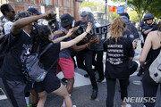 '플로이드 시위' 美 75개 도시서 전개…폭력시위도 지속