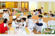 """北 어린이날 '국제아동절' 70주년…""""어린이는 조국의 미래"""""""