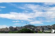 [날씨]3일 낮 최고 32도에 곳곳 비…서울·경기 돌풍과 천둥번개