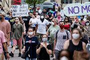 '플로이드 사망' 추모 행사, 서울서도 열린다…침묵 행진