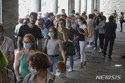 이탈리아, 코로나19 신규 확진 다시 500명 넘어