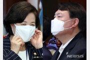 '한명숙 사건' 투트랙 조사로 봉합…추미애·윤석열, 일단 휴전