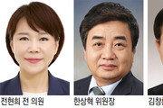 권익위원장 전현희… 방통위원장엔 한상혁 연임