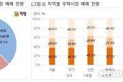"""정부 규제도 소용없나?…국민 43% """"하반기 집값 오른다"""""""