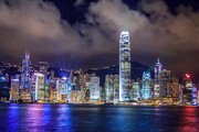 '헥시트 러시' 보안법 시행되자 홍콩 건물 공실률 수직 상승