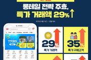 """위메프, 특가 거래액 29% ↑ …""""롱테일 전략 주효"""""""
