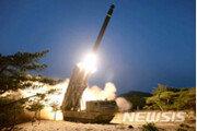 北 단거리 미사일 기술 향상, ICBM에 적용될 가능성 제기돼