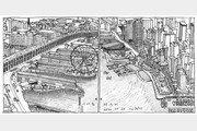 22세기 서울, '그린벨트'보다는 '블루벨트'다[이중원의 '건축 오디세이']