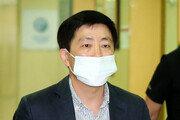 '대북전단' 박상학, 취재진 폭행 구속영장…검찰서 반려
