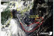 규모 5.8 지진 일본 화산 분화, 국내 미세먼지 영향줄까