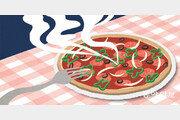 한국식 피자의 매력[즈위슬랏의 한국 블로그]
