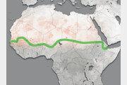 [날씨 이야기]아프리카의 녹색 만리장성