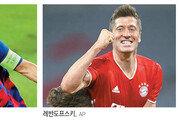 축구의 신 vs 특급 킬러 '8강 격돌'