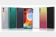 LG 벨벳, 최적의 메모리 용량 제안