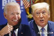 """NYT """"바이든, 메인서 트럼프에 17% 앞서…노스캐롤라이나선 '접전'"""""""