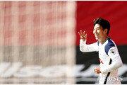 손흥민, 100계단 넘게 뛰어오르며 EPL 파워랭킹 1위