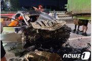 20대 음주운전자, 주차 트럭 받아 동승자 사망
