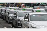 """택시노동자, 일평균 10.2시간 운행…81% """"승객 폭언 당해"""""""