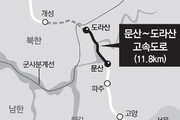[단독]국토부, '문산∼도라산 고속도' 관계부처 이견 묵살