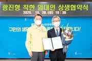 '착한 임대 캠페인' 건국AMC, 지역경제 활성화 표창장