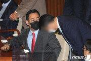 """주호영 """"청와대 경호처장, '몸수색' 사과…수용한다"""""""