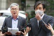실명 공개 박훈과 공유한 조국…비난 여론에 SNS 수정