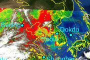 한반도 넘어오는 중국발 미세먼지, 올 2월 쏘아올린 '천리안'에 딱 찍혀