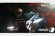 인천공항고속도로서 추돌사고…2명 사망·3명 부상