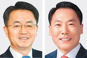 NH농협생보 대표 김인태씨, 농협캐피탈 대표 박태선씨