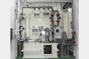 반도체공정 미세먼지-배기가스 동시제거 설비 세계 첫 개발