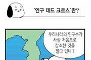 [신문과 놀자!/고독이의 토막상식]'인구 데드 크로스'란?