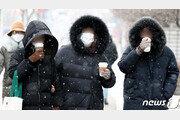 [날씨]18일 저녁에도 서울 빼고 곳곳 '눈'…빙판길 조심