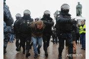 러 나발니 지지자, 반푸틴 시위 개시…벌써 수십 명 체포