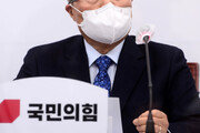 """김종인, 시장 후보들에 """"국민의힘 많이 변해…인식해야"""""""